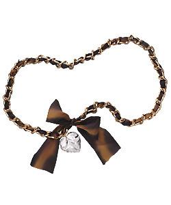 Max & Chloe Rachel Leigh Chain Belt Necklace